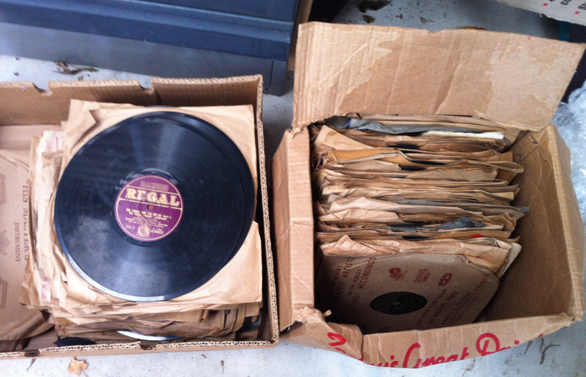the basic value of 78rpm records in new zealand. Black Bedroom Furniture Sets. Home Design Ideas